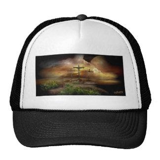 Golgotha by Cebarre Trucker Hat