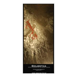 """Golgotha"" Value Bookmarks Rack Card"