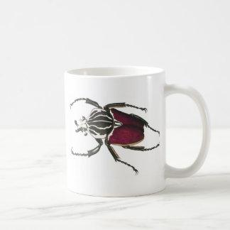 Goliath Beetle Coffee Mug