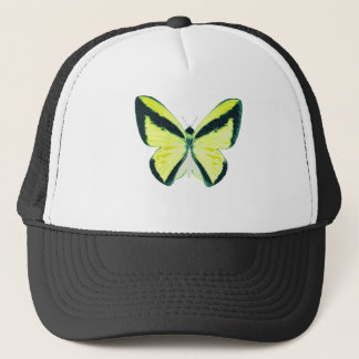 Goliath Birdwing Butterfly with Name Trucker Hat