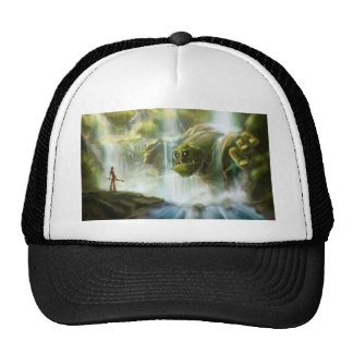 goliath mesh hats