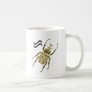 Goliathus orientalis coffee mug