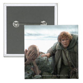 Gollum and Samwise Button