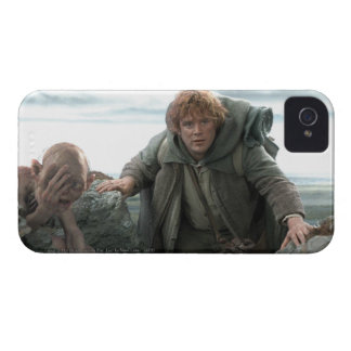 Gollum and Samwise Case-Mate iPhone 4 Case