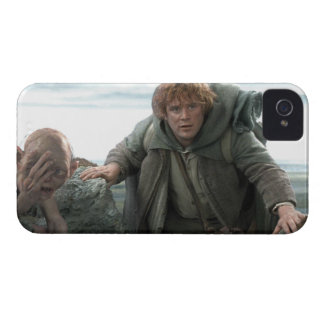 Gollum and Samwise iPhone 4 Case