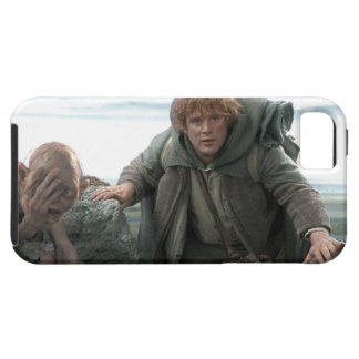 Gollum and Samwise iPhone SE/5/5s Case