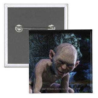 Gollum con sonrisa pins
