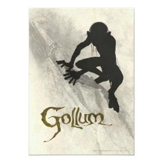 Gollum Concept Sketch 5x7 Paper Invitation Card