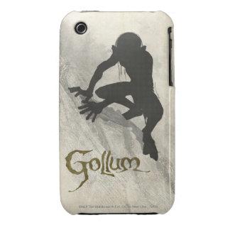 Gollum Concept Sketch iPhone 3 Case