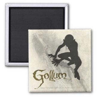 Gollum Concept Sketch Refrigerator Magnets
