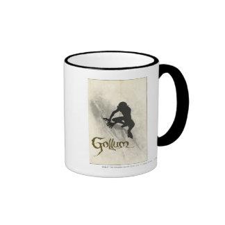 Gollum Concept Sketch Coffee Mugs