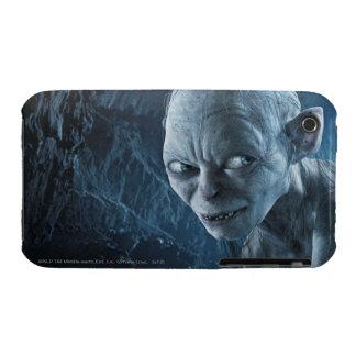 Gollum en cueva carcasa para iPhone 3