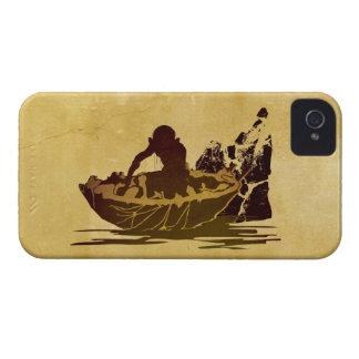 Gollum en una balsa iPhone 4 protector