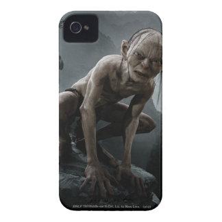 Gollum en una roca Case-Mate iPhone 4 cobertura