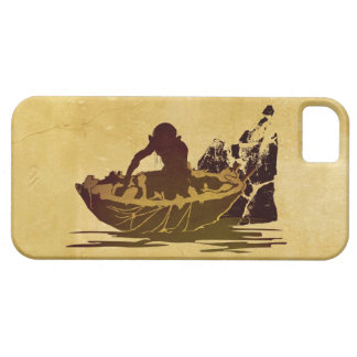 Gollum in a Raft iPhone SE/5/5s Case