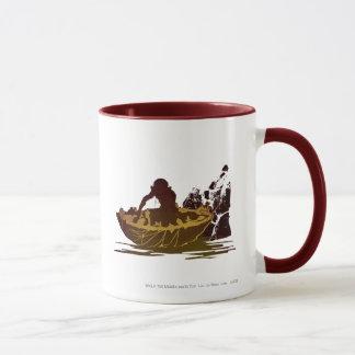 Gollum in a Raft Mug