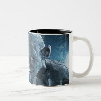 Gollum in Cave Coffee Mug