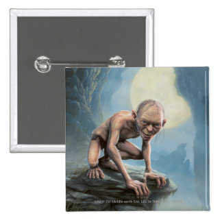 Gollum with Moon Button
