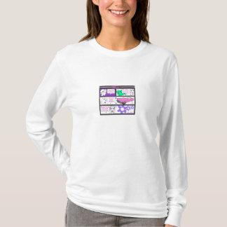Golly camiseta