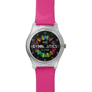 Golly chicas: El 99 por ciento de gimnasia el 1 Reloj De Mano