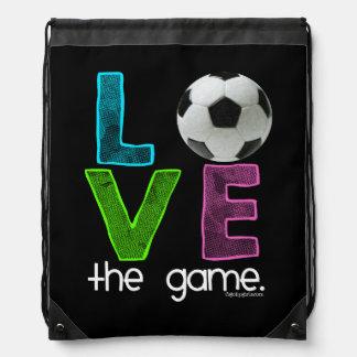 Golly chicas: Fútbol - ame el juego Mochila