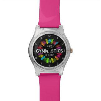 Golly Girls: 99 Percent Gymnastics 1 Percent Other Watches