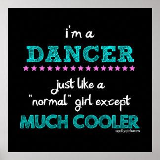 Golly Girls - I'm A Dancer Poster