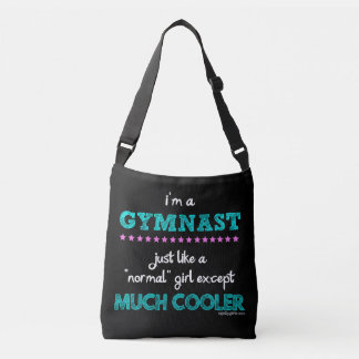 Golly Girls - I'm a Gymnast Crossbody Bag