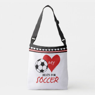 Golly Girls - My Heart Beats for Soccer Tote Bag