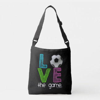 Golly Girls: Soccer - Love the Game Tote Bag