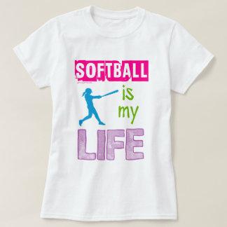 Golly Girls - Softball is My Life T Shirt