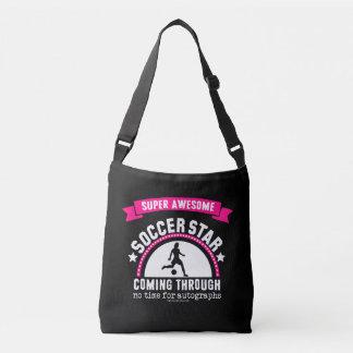 Golly Girls: Super Awesome Soccer Star Crossbody Bag