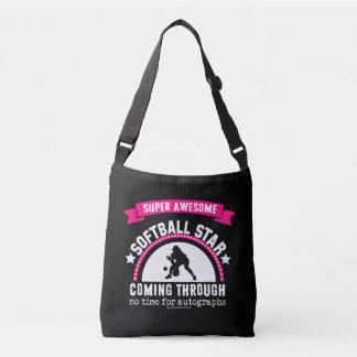 Golly Girls: Super Awesome Softball Star Crossbody Bag