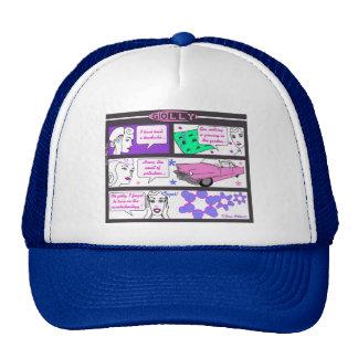 Golly gorra (en azul)