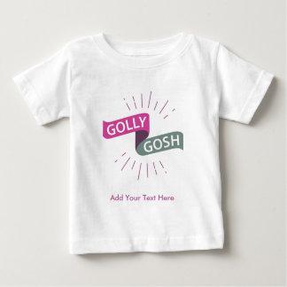 Golly Gosh Retro Optimist Baby T-Shirt