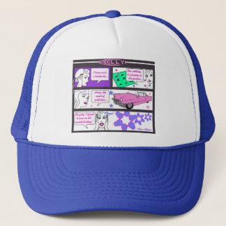 Golly hat (in blue)