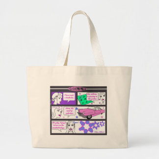 Golly Large Tote Bag