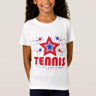 Golly tenis patriótico de las estrellas de los playera