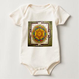 Goloka Yantra Baby Bodysuit
