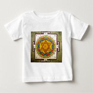 Goloka Yantra Baby T-Shirt