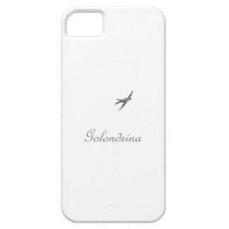 Golondrina - beautiful dreamy romantic case - iPhone 5 cover