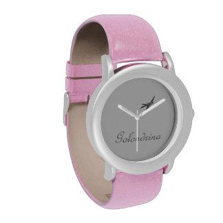 Golondrina - Beautiful Romantic Dreamy Design - Watch
