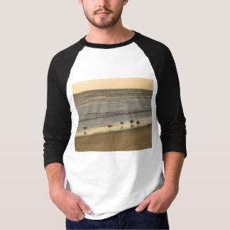 Golondrinas de mar de la camiseta de la diversión remeras