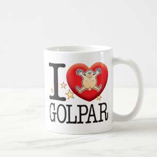 Golpar Love Man Coffee Mug