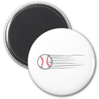 Golpe de enfoque del béisbol imán redondo 5 cm