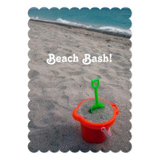 Golpe de la playa comunicado personal