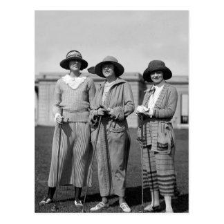 Golpe de los vínculos en estilo 1923 tarjetas postales