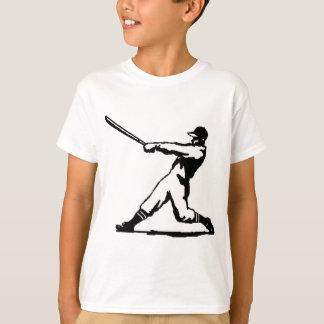 Golpe del béisbol poleras