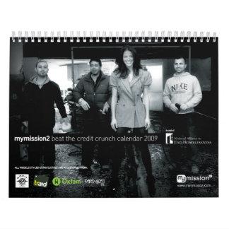 golpe mymission2 el calendario 2009 de la