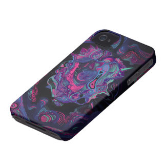 Golpe obsesivo iPhone 4 Case-Mate protector